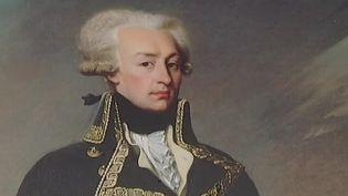 Portrait du marquis de La Fayette  (France 3 / Culturebox / capture d'écran)