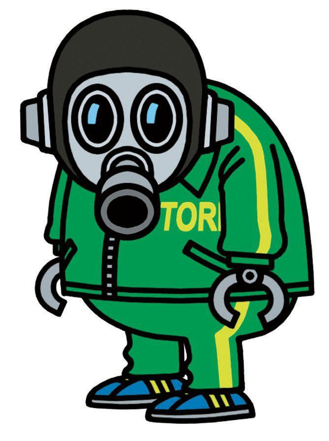 Un des nombreux avatars d'Akira Toriyama. (AKIRA TORIYAMA)