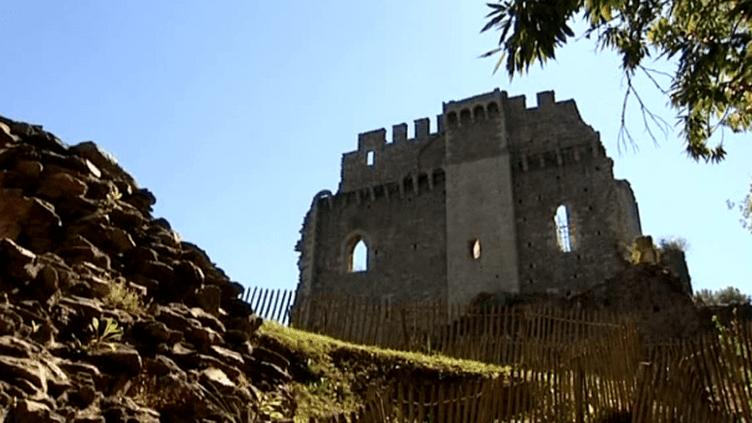 Le château de Chalusset dans le Limousin  (France 3 / Culturebox)