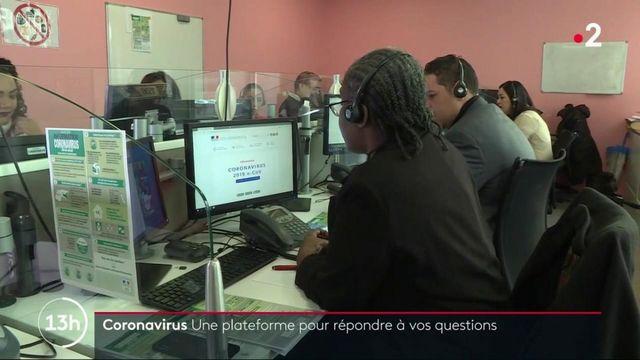 Coronavirus 2019 n-CoV : une plateforme téléphonique pour répondre aux questions