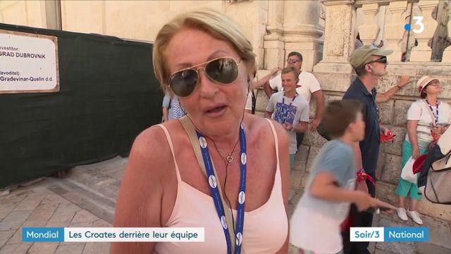 Coupe du Monde : ces touristes français qui verront le match en Croatie