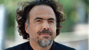 """Le réalisateur mexicain Alejandro Gonzàles à Venise, où son film """"Birdman"""" va ouvrir la 71e Mostra (27 août 2014)  (Tiziana Fabi / AFP)"""