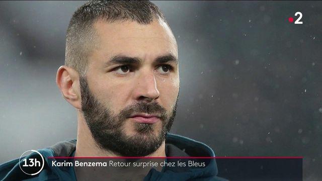 Équipe de France : le retour de Karim Benzema, une évidence pour les amateurs de football