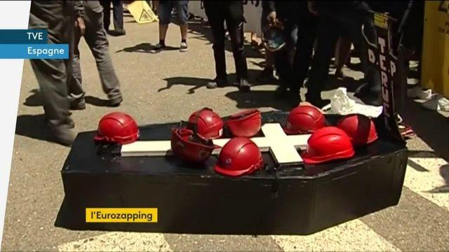 Eurozapping : un réseau pédophile géant démantelé, le Mondial de l'auto de Genève menacé