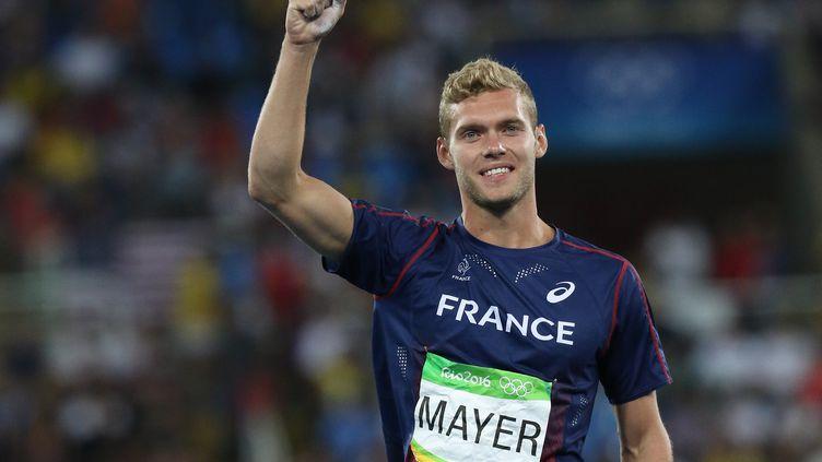 Kevin Mayer en argent à Rio ! (EDDY LEMAISTRE / 2PIX-EL)