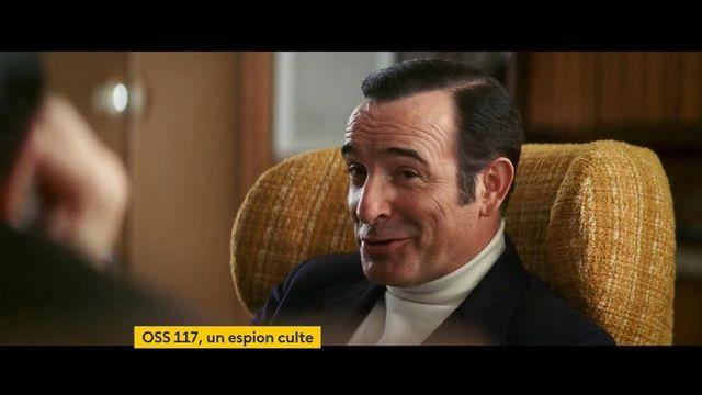 Cinéma : OSS 117, un espion culte de retour dans un troisième opus