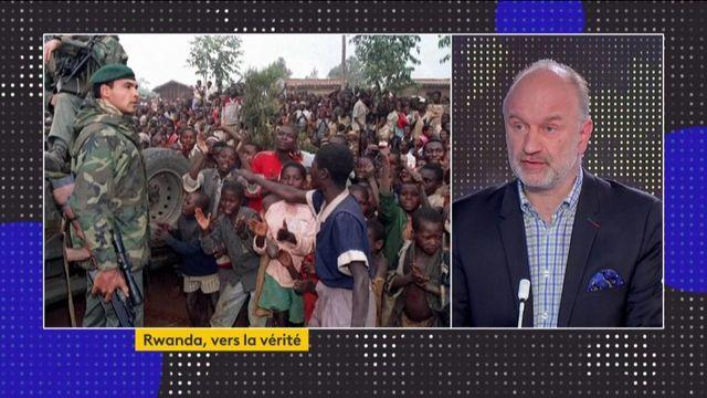 """Génocide rwandais : """"Le rôle de la France a été désastreux"""" estime Guillaume Ancel"""