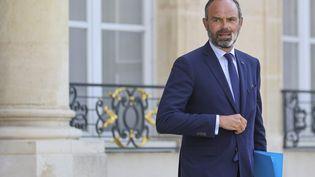 Le Premier ministre Edouard Philippe à l'Elysée, à Paris, le 3 juin 2020. (MAXPPP)