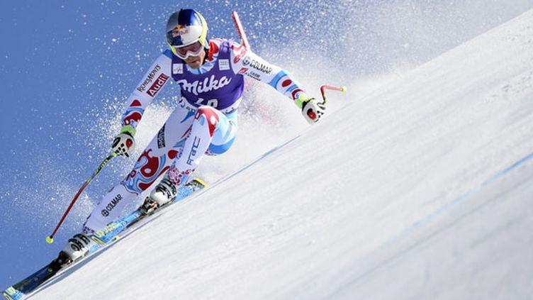 Le skieur français Alexis Pinturault
