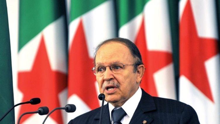 Abdelaziz Bouteflika (© AFP - Fayez Nureldine)