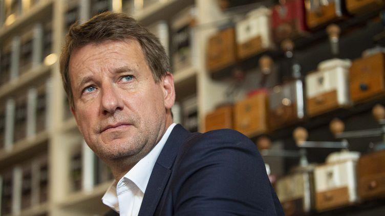 Le député européen EELV Yannick Jadot, à Lyon (Rhône), le 5 esptembre 2019. (ROMAIN LAFABREGUE / AFP)