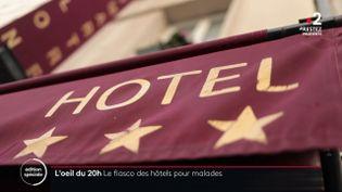 Où sont les hôtels promis par le gouvernement aux malades du coronavirus ? (FRANCE 2)