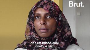"""VIDEO. Excision : """"J'entendais des cris. Après, c'était à mon tour"""" : le poignant témoignage d'Aïssatou (BRUT)"""