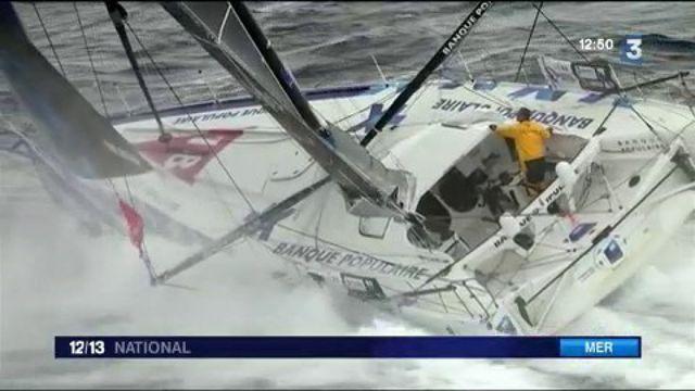 Vendée Globe : retour sur un duel haletant