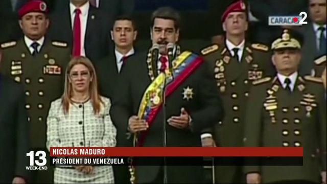 Vénézuéla : le président a-t-il été visé par un attentat ?