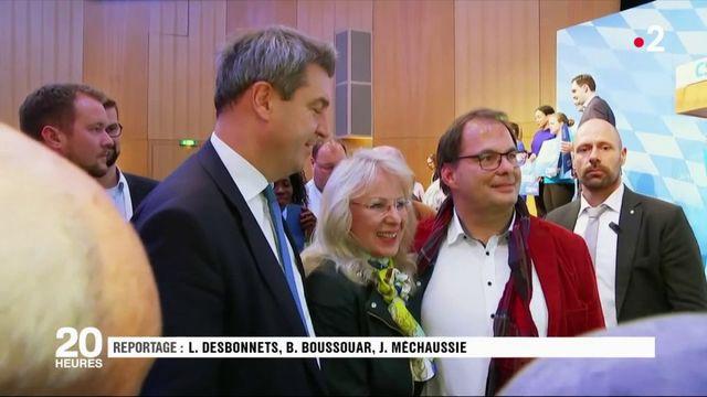 """Allemagne : Markus Söder, le """"Trump de Bavière"""""""