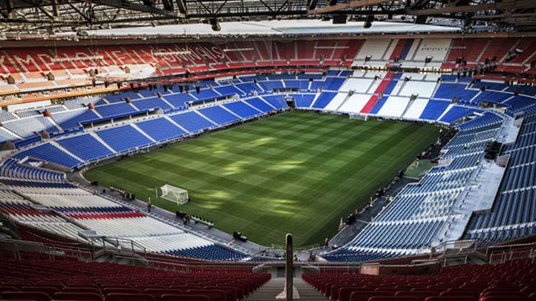 Le nouveau stade de Lyon