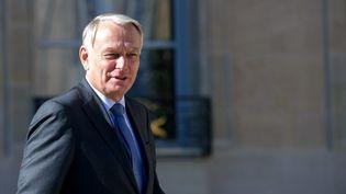 Jean-Marc Ayrault, le Premier ministre, le 19 septembre 2012. (BERTRAND LANGLOIS / AFP)