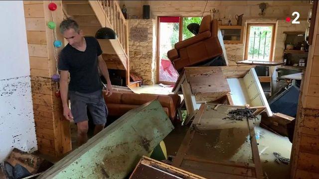 Intempéries : le Sud-Ouest après les orages et les rafales de vent