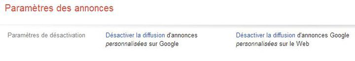 (CAPTURE D'ECRAN GOOGLE)