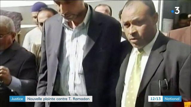 Justice : nouvelle plainte contre Tariq Ramadan