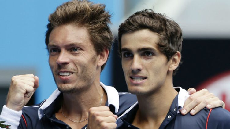 Pierre-Hugues Herbert et Nicolas Mahut vainqueurs en finale