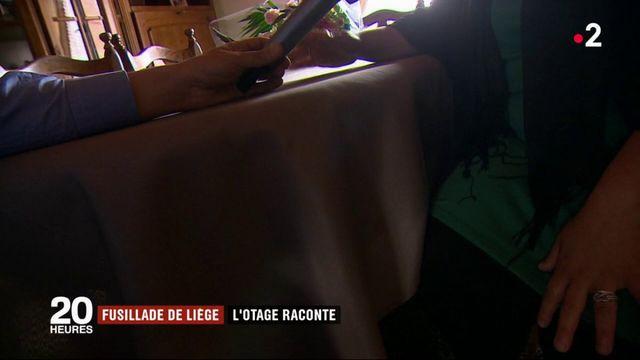 Fusillade de Liège : l'otage raconte