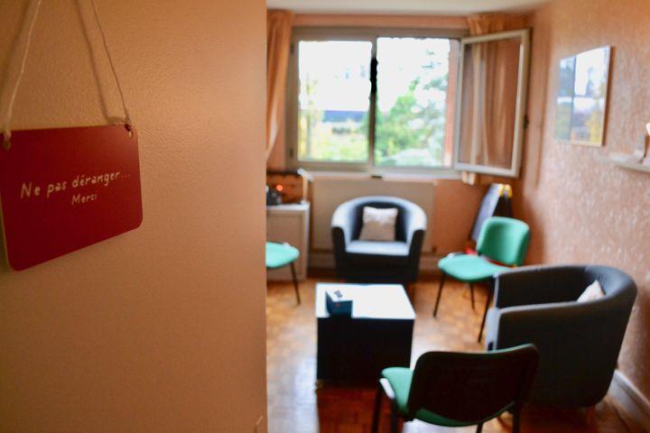 L'association Solidarité Femmes à Dijon reçoit des femmes victimes de violence. (NOEMIE BONNIN / RADIO FRANCE)