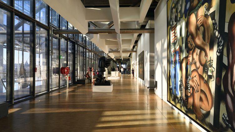 Musée d'art moderne de Paris, 20 avril 2019 (MATTES RENE / HEMIS.FR / HEMIS.FR)