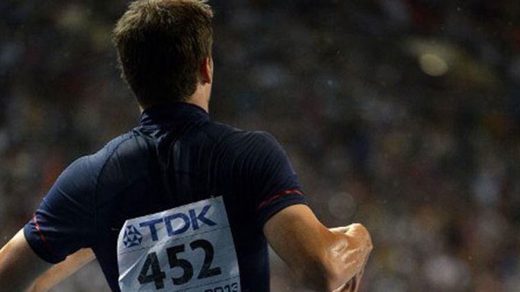 Le sprinteur français Christophe Lemaître