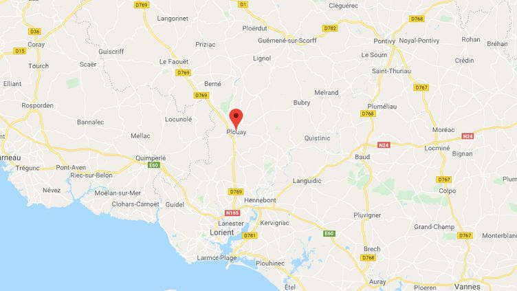La gendarmerie avait ouvert une enquête et diffusé le portrait-robot de l'agresseur présumé sur internet. (GOOGLE MAPS)