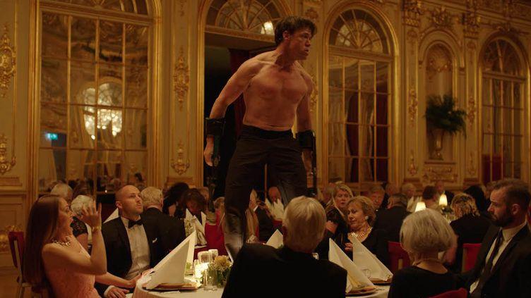 """The Square"" : photo du film avec Dominic West.  (Magnolia Pictures)"