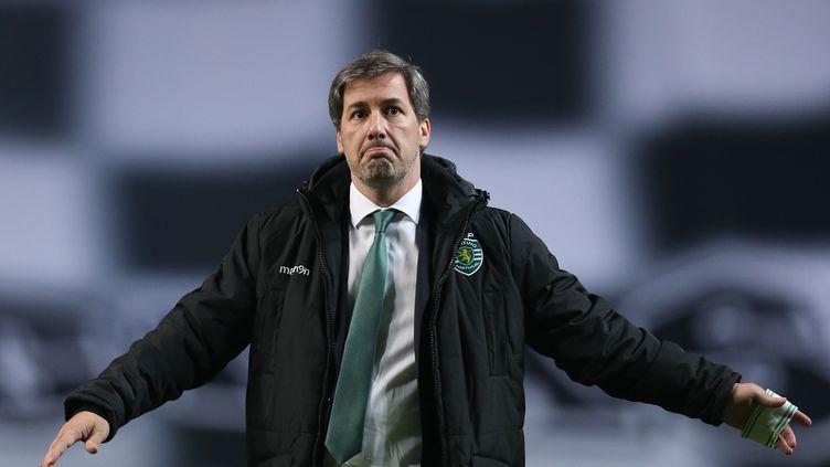 Le président du Sporting Bruno de Carvalho (DPI / NURPHOTO)