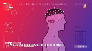 Quels sontles vrais pouvoir de la neuro-stimulation sur le cerveau et les performances des athlètes ? Enquête deNicolas Geay et Tatiana Dalligault pour France 2. (FRANCE 2)