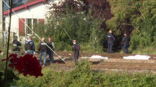 Quatre individus non identifiés ont été fauchés par un TER sur une ligne de Chemin de fer. Trois d'entre eux sont morts et le quatrième est gravement blessé à Saint-Jean-de-Luz. (CAPTURE D'ÉCRAN FRANCE 3)