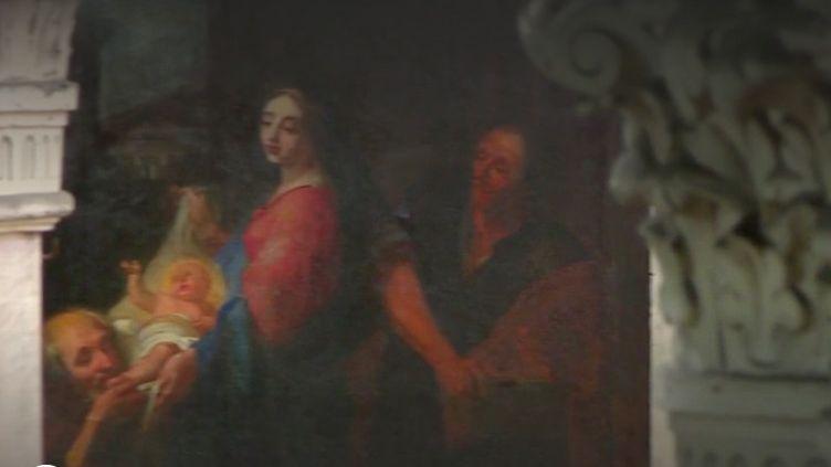Le tableau d'une vierge à l'enfant, commandé en 1697 par les orfèvres de Paris, puis exposé dans la cathédrale de Notre-Dame de Paris, avait été perdu pendant la révolution. Il vient d'être identifié dans l'église Saint-Nicolas de Givors (Rhône), par un passionné d'histoire de l'art. (FRANCE 3)