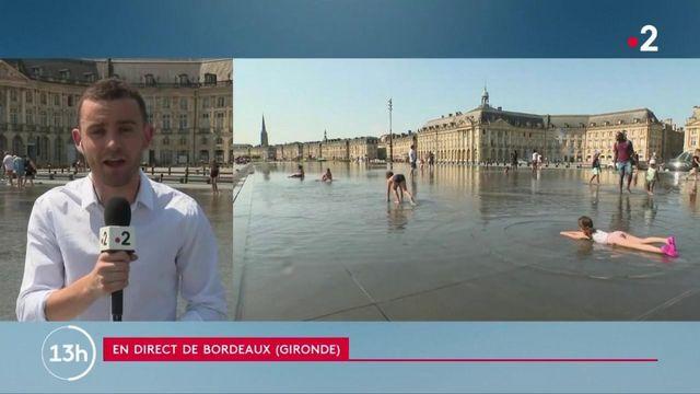 Météo : Pic de chaleur en Nouvelle-Aquitaine