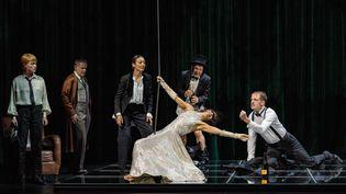 Comme tu me veux de Luigi Pirandello  (© Juliette Parisot)