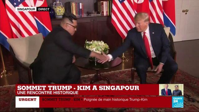 Sommet Trump Kim