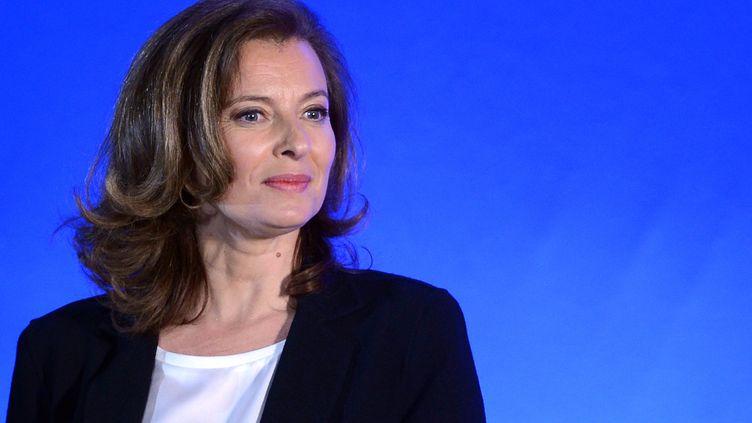 Valerie Trierweiler, le 6 mais 2012. (PHILIPPE DESMAZES / AFP)