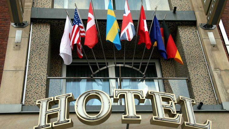 Un hôtel à Thionville (Moselle), le30 juin 2014. (  MAXPPP)