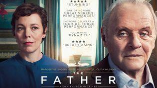 Affiche du filmThe Fatherde Florian Zeller (Allociné)