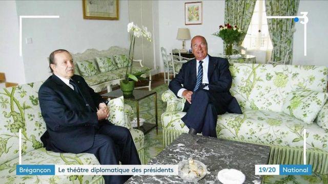 Brégançon : la longue tradition des présidents de la Vème République