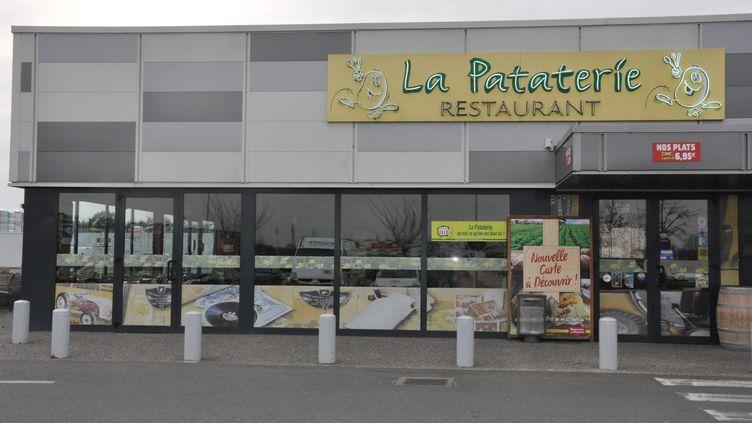 Un restaurant La Pataterie en Bourgogne-Franche-Comté (illustration). (MAXPPP)