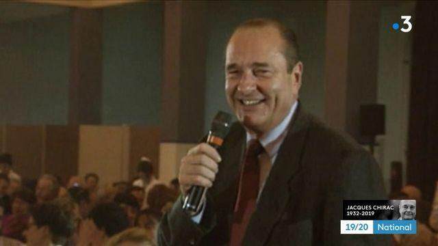 Mort de Jacques Chirac : les Corréziens se souviennent de l'un des leurs avec émotion