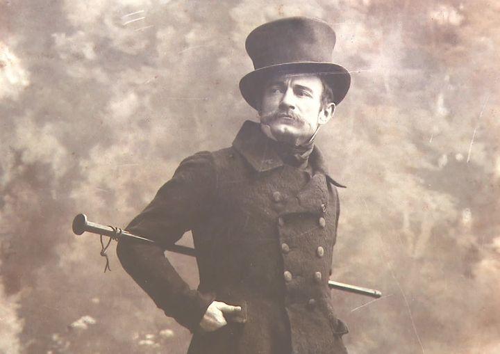 Firmin Gémier, fondateur du TNP à Paris en 1920 (France 3 Aura)