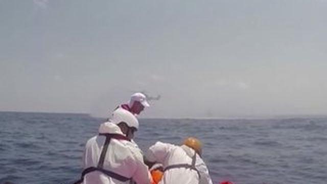 200 migrants portés disparus au large de la Libye