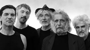 François Castiello, Théo Girard, Bruno Girard, Dan Gharibian, Nano Peylet : le groupe Bratsch  (François Junot)