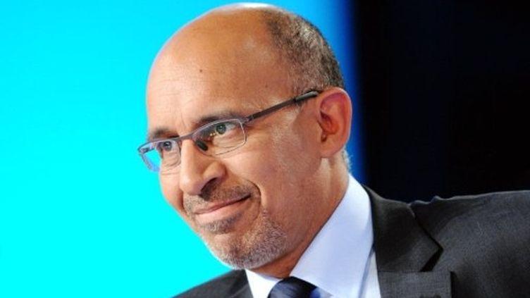 Harlem Désir, le premier secrétaire du PS par intérim (AFP / Bertrand Guay)