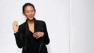 La créatrice Yinqing Yin, en 2013  (FRANCOIS GUILLOT)